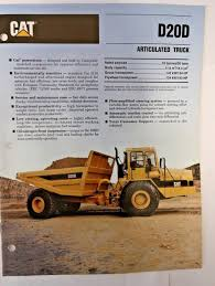 CATERPILLAR D20D ARTICULATED Truck Sales Brochure - $6.99 | PicClick Articulated Dump Truck Vector Images 32 Bell B40 Adt 1 50 Scale Diecast By Ertl Ebay Cat 735c 745c Bare Chassis Caterpillar Produces 500th Articulated Truck Mingcom Rentals Carter Machinery Lvo A40 Waterford Group 2003 Case 330 For Sale Masters O 85073 Cat 725 With Operator 150 2014 Bell B30e For Sale 5029 Hours Bartow Fl Trucks Buy Fabick All Day Articulated Trucks Haul More Move Less Ad458 Uerground Jolleys Farm Toys