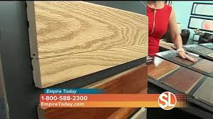 Empire Carpet Laminate Flooring by Empire Today Offers A Wide Variety Of Wood Flooring Youtube