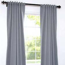 grey and white blackout curtains teawing co