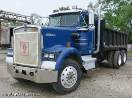 100 Kenworth Dump Truck For Sale 1985 Dump Truck Item DB8781 7112019