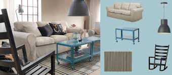 Ikea Living Room Ideas 2012 by Ektorp Three Seat Sofa With Risane Natural Cover And Ikea Ps 2012