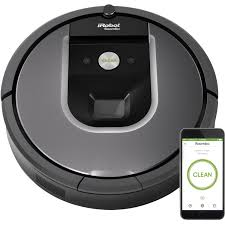 Roomba Hardwood Floor Mop by Irobot Roomba 980 Wi Fi Connected Robot Vacuum W Manufacturer U0027s