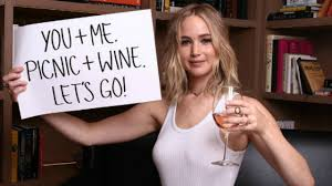 Lawrence Pumpkin Patch by Jennifer Lawrence Is Charming As Ever Wants To Drink Wine With
