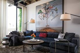 Living Room Decorating Ideas Black Leather Sofa by Cool Living Room Decorating Ideas With Black Leather Furniture