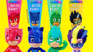 Crayola Bathtub Fingerpaint Soap by Pj Masks Bath Paint Magic Orbeez Water Transformations Learn