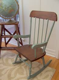 Vintage Hardwood Child's Rocking Chair | Urban Farmhouse ... Grandpas Rocking Chair Brightened Up For New Baby Nursery Future Restoration Pictures Rahns Fniture Sold Arts And Crafts Childs Refinished The Frosted Gardner West Custom Cartoon Of Chairs The Adventures Mrs Comfortable Rocking Chairs Stock Image Image Of 1970s Vintage Thonet Feigleys Repair Refishing Shop Home Facebook How To Refinish A With Stain Stencils Wingback Spring Chair Refinished New Cushions Made Upholstered Redo Prodigal Pieces Heirloom Hour 1 Moms Wooden In