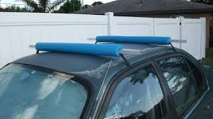 100 Bow Rack For Truck How To Transport A Kayak Without A Roof Kayak Help