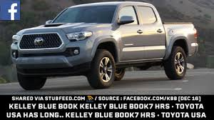 Kelley Blue Book Kelley Blue Book7 Hrs T... Publication From ...
