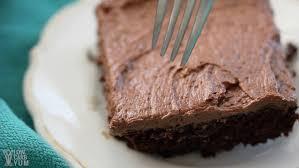Best Low Carb Chocolate Cake Recipe