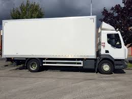 Renault D14.240 14 Tonne Box - Dennehy Truck And Van Rental