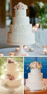 24 Beautiful Buttercream Wedding Cake Ideas ❤ Buttercream wedding cake is one of the most