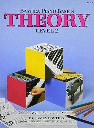 Bastien Piano Basics: Theory Level 2 - James Bastien