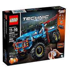 Lego Technic Remote Controlled 6 X 6 All Terrain Tow Truck 42070 ... Axial Bruder Rc 6x6 Tow Truck Build Modify A Toy Grade Rc Technic 2017 Brickset Lego Set Guide And Database How To Make Remote Control From Cboard Bricksafe Taaza Garam Kids Super Force Military With Missiles All Terrain 42070 Youtube Shop Toys Vehicles Online Tagged Nickelodeon 49 Mhz Cancer Pinterest Truck Long Haul Trucker Newray Ca Inc Trucks At Blaster The Samson Of Can Push Pull Up To 150 Pounds
