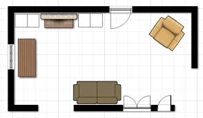 Small Rectangular Living Room Layout by Decorating 101 Space Planning And More On Jill U0027s Surprise