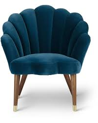 Armchairs & Chairs - Velvet Chairs | Oliver Bonas