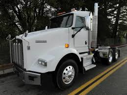 100 Day Cab Trucks For Sale 2010 Kenworth T800 Tandem Axle Truck Caterpillar