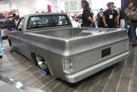 This 1986 Chevy C10 Is A Bare-Metal Knockout - Hot Rod Network
