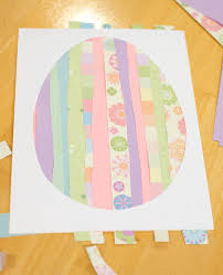 Easter Egg Paper Craft For Kids Taking On Today