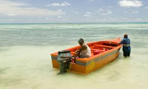 Tuvalu That Sinking Feeling by Villich News