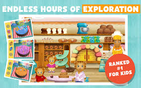 Daniel Tiger Pumpkin by Explore Daniel Tiger U0027s Neighborhood Mobile Downloads Pbs Kids