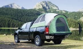 Pickup Truck Camping Bed Tent Awesome Stuff 365