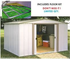 Home Depot Storage Sheds Metal by Amusing Metal Storage Sheds With Floors 57 On Tremont Storage Shed