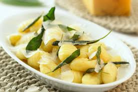Pumpkin Gnocchi Recipe With Sage Butter by 7 Perfect Sauces For Gnocchi