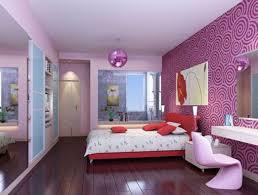 Wooden Floor Bedroom Lavender Walls