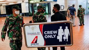 indonesien fluglotsen verlieren kontakt zu boeing 737