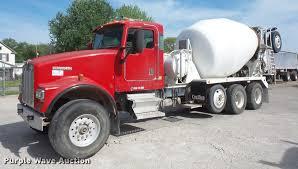 100 Ready Mix Truck 1999 Kenworth W900 Ready Mix Truck Item DB6145 SOLD May
