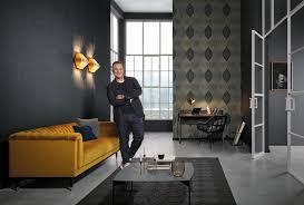 wenn wände mode machen fashion for walls mit vliestapeten