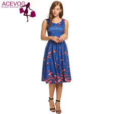 compare prices on tea length casual dresses online shopping buy