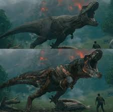 Back When The Jurassic World Sequel Was Entering Production There Much Talk Of Whether Or Not Dinosaurs In Film Would Be Realized With Feathers