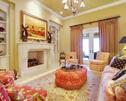 French Country Living Room So Romantic And Dramatic