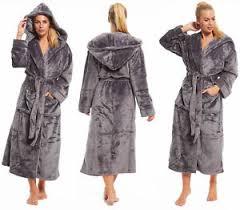 robe de chambre velours de luxe pour femmes peignoir robe de chambre polaire à capuche