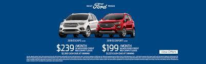 Ford Dealer In Summerville, SC | Used Cars Summerville | Summerville ...