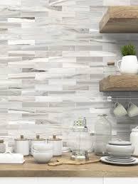 Modern Tile Backsplash Ideas For Kitchen Ba1034 Marble
