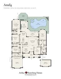 Arthur Rutenberg Amelia Floor Plan by Palencia St Augustine Fl Homes For Sale 32095
