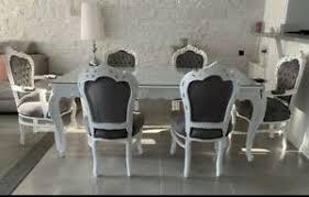 esszimmer barock möbel gebraucht kaufen ebay kleinanzeigen
