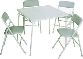 Cosco 14-551SGN1/14-55WHT Table\Chair Set 5 Piece Chambray ... The 10 Best Folding Card Table Sets To Raise The Stakes Come Gamenight Cosco 5piece Padded Vinyl Chair Set Stoneberry Fniture At Lowescom Dorel Industries Square Top Ding Or Kids Camo With Green Frame 37457cam1e Home And Office Reviews Wayfair 5 Piece Pinchfree Ebay Amazoncom In Teal Products Wood With Seat Steamer Sco Vinyl Table Without Introyoutube Youtube And Chicco High