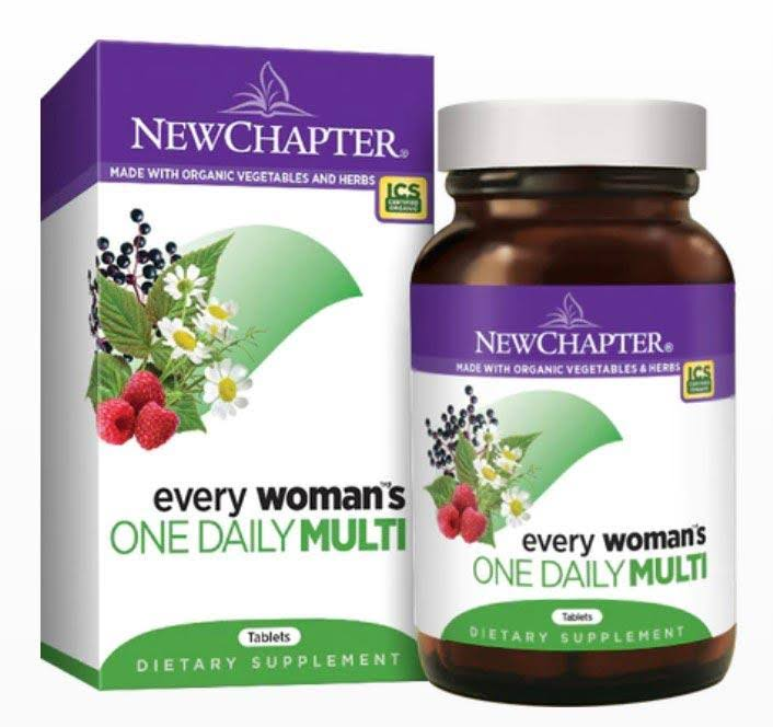 New Chapter Every Woman's One Daily Multi - 96 Tablets