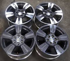 100 Oem Chevy Truck Wheels Colorado And Van