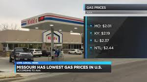 Missouri Has The Cheapest Gas In The Country, Report Says