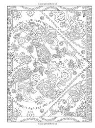 Creative Haven Magnificent Mehndi Designs Coloring Book Artwork By Marty Noble