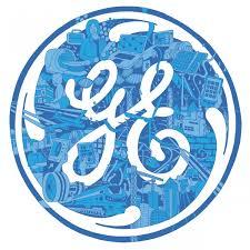 GE Logo Adam Hayes Blue Pinterest