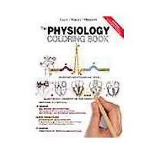 Incredible Design Physiology Coloring Book Paperback Wynn Kapit Robert Macey