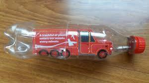 100 Coke Truck Plastics Campaign Cardboard Truck In Huddersfield