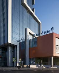 100 Atrium Architects Shopping And Business Center Vodny