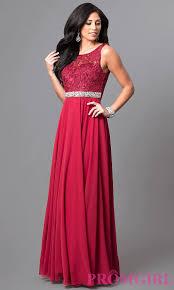 plus size long formal chiffon dress promgirl