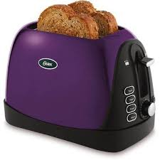 Oster 2 Slice Toaster Purple